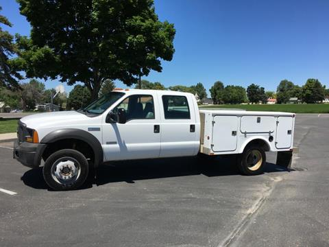 2005 Ford F-450 for sale at Huntsman Wholesale in Melba ID