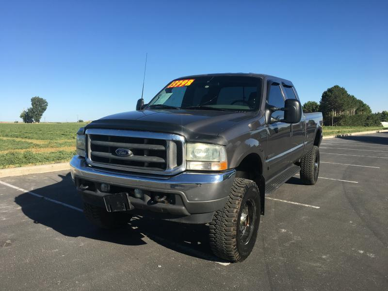 2002 Ford F-350 Super Duty for sale at Huntsman Wholesale in Melba ID