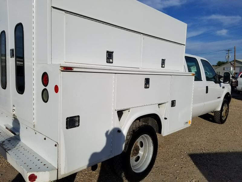 2004 Ford F-450 for sale at Huntsman Wholesale in Melba ID