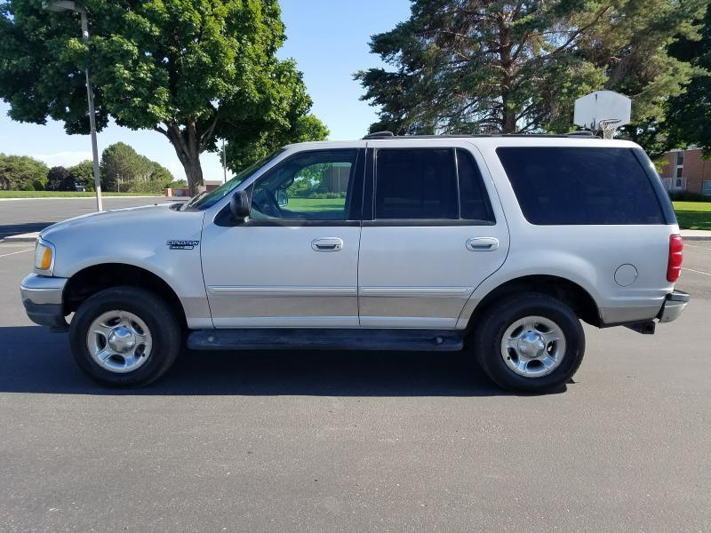 2000 Ford Expedition for sale at Huntsman Wholesale in Melba ID