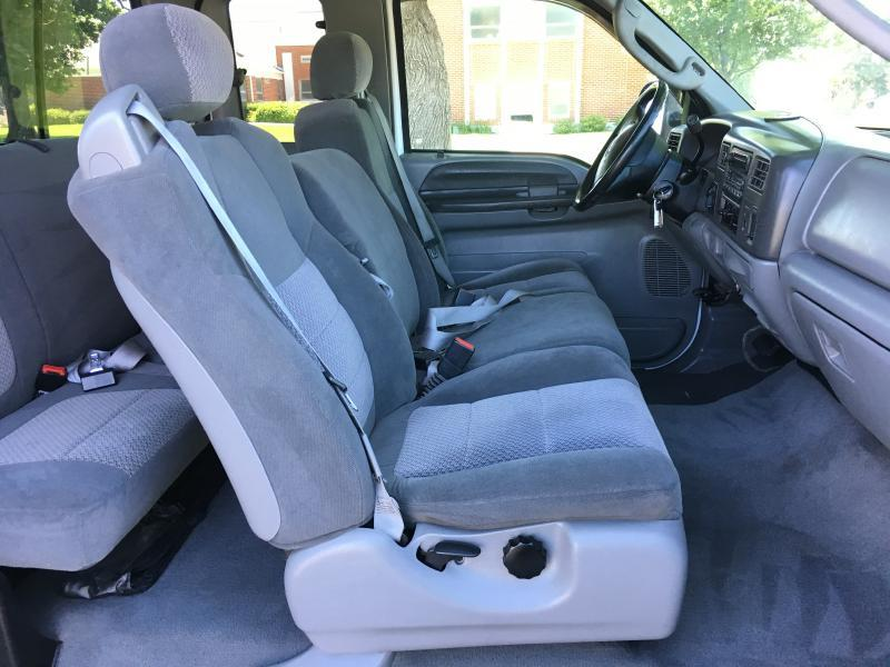 2003 Ford F-250 Super Duty for sale at Huntsman Wholesale in Melba ID