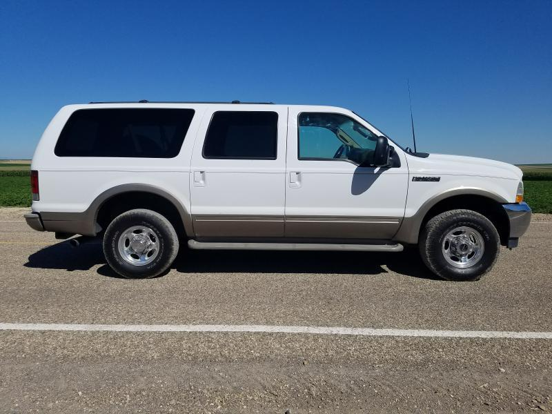 2003 Ford Excursion for sale at Huntsman Wholesale in Melba ID