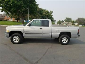 1999 Dodge Ram Pickup 1500 for sale at Huntsman Wholesale in Melba ID