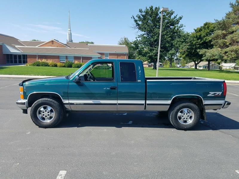 1997 Chevrolet C/K 1500 Series for sale at Huntsman Wholesale in Melba ID