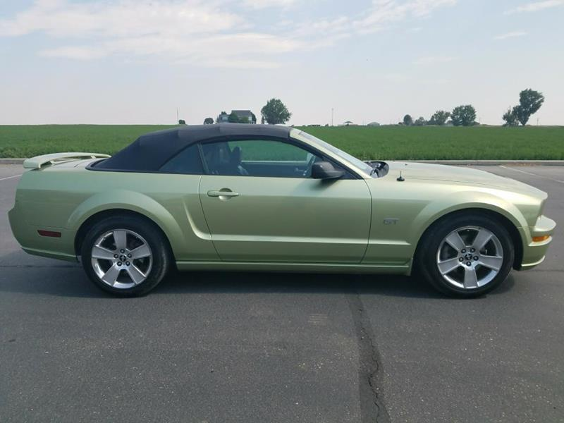 2006 Ford Mustang for sale at Huntsman Wholesale in Melba ID