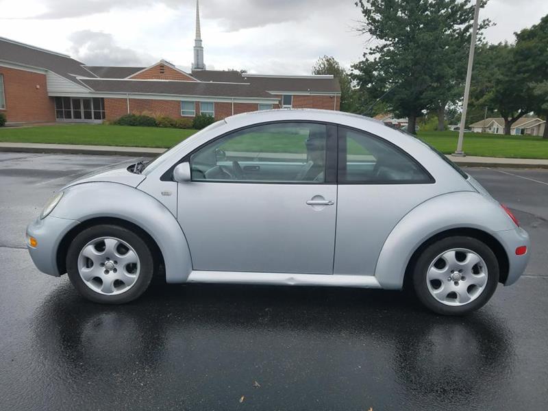 2002 Volkswagen New Beetle for sale at Huntsman Wholesale in Melba ID