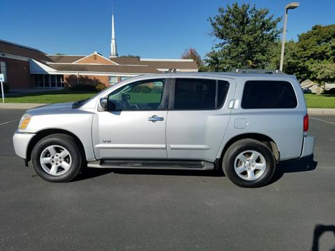 2005 Nissan Armada for sale in Melba, ID