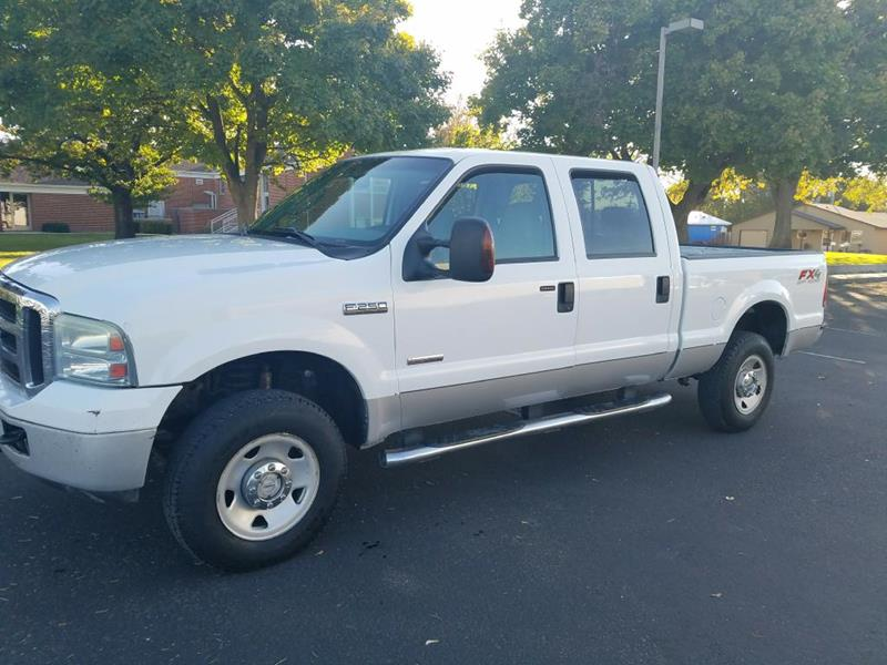 2007 Ford F-250 Super Duty for sale at Huntsman Wholesale in Melba ID