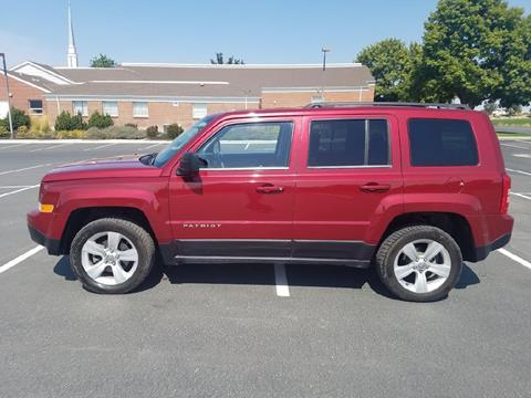 2014 Jeep Patriot for sale in Melba, ID