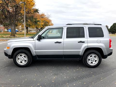 2016 Jeep Patriot for sale in Melba, ID