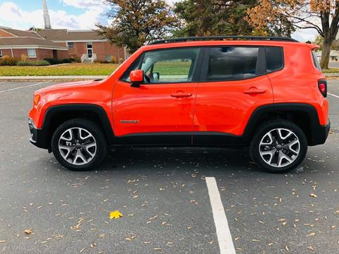 2017 Jeep Renegade for sale in Melba, ID