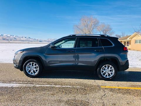 2018 Jeep Cherokee for sale in Melba, ID