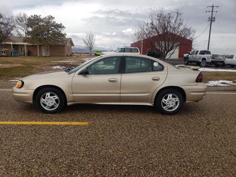 2005 Pontiac Grand Am for sale in Melba, ID