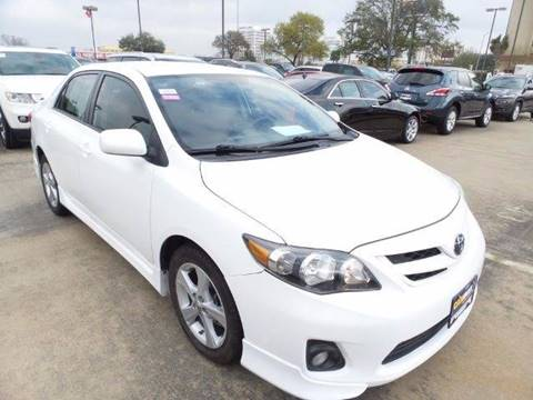 2012 Toyota Corolla for sale in Montclair, CA