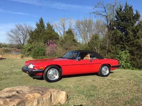1990 Jaguar XJ-Series for sale in Oklahoma City, OK