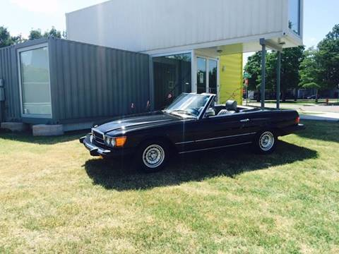 1984 Mercedes-Benz 380-Class for sale in Oklahoma City, OK