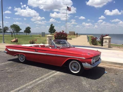 1961 Chevrolet Impala for sale in Oklahoma City, OK