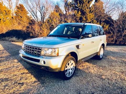 2008 Land Rover Range Rover Sport for sale in Oklahoma City, OK
