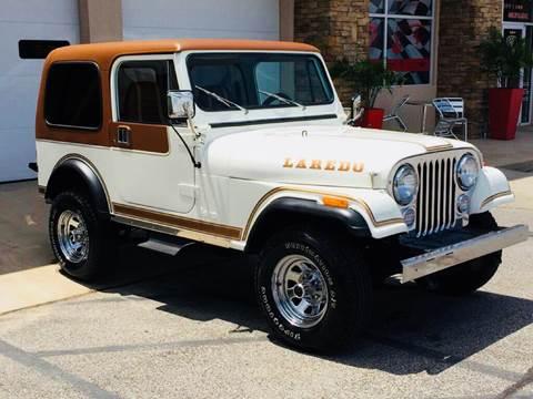 1983 Jeep CJ-7 for sale in Oklahoma City, OK