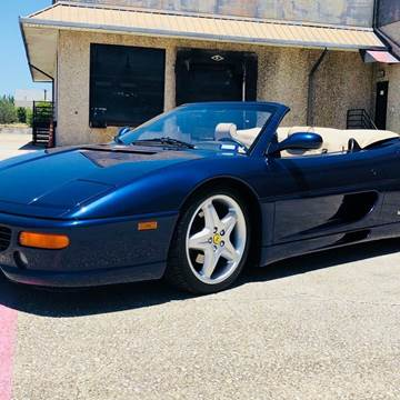 1999 Ferrari 355 for sale at Iconic Motors of Oklahoma City, LLC in Oklahoma City OK