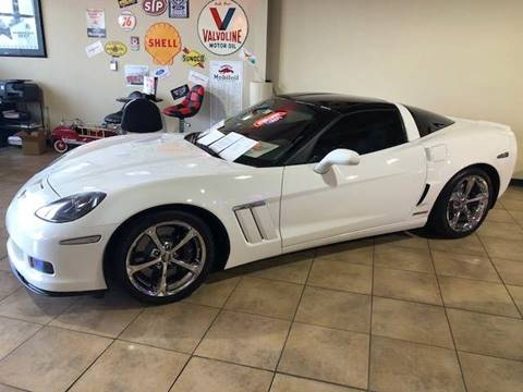 2013 Chevrolet Corvette for sale at Iconic Motors of Oklahoma City, LLC in Oklahoma City OK