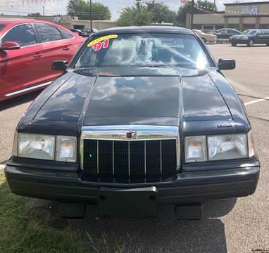 Lincoln Mark Vi For Sale Carsforsale Com