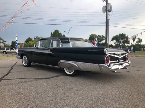 1959 Ford Galaxie for sale at Iconic Motors of Oklahoma City, LLC in Oklahoma City OK