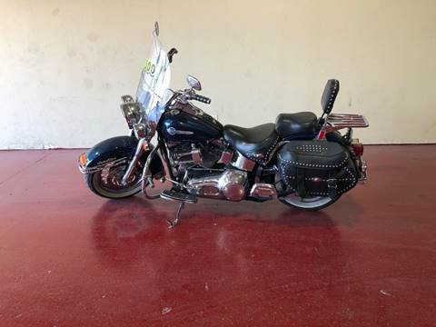2002 Harley-Davidson Heritage for sale at Iconic Motors of Oklahoma City, LLC in Oklahoma City OK