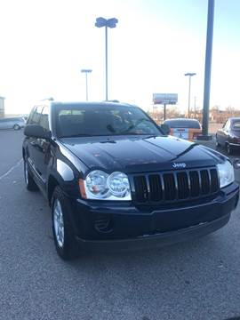 2006 Jeep Grand Cherokee for sale at Iconic Motors of Oklahoma City, LLC in Oklahoma City OK