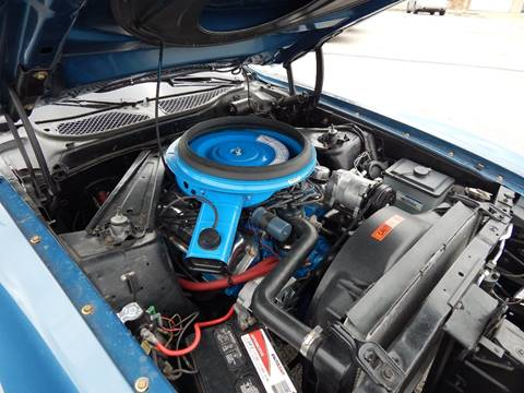 1973 Ford Mustang for sale at Iconic Motors of Oklahoma City, LLC in Oklahoma City OK