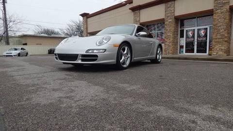 2006 Porsche 911 for sale in Oklahoma City, OK