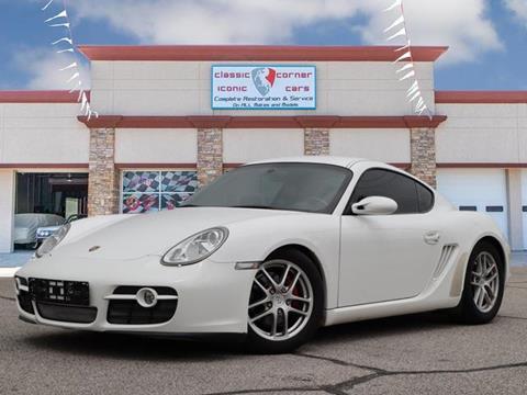 2008 Porsche Cayman for sale in Oklahoma City, OK