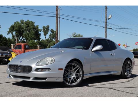 2005 Maserati GranSport for sale in Oklahoma City, OK