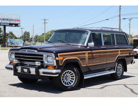 1989 Jeep Grand Wagoneer for sale in Oklahoma City, OK