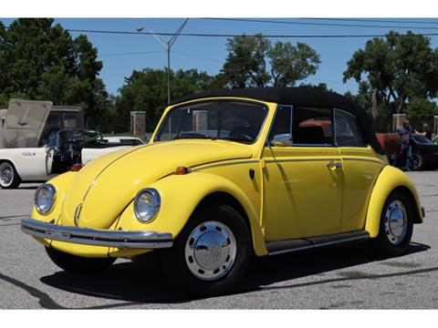 1968 Volkswagen Beetle for sale in Oklahoma City, OK