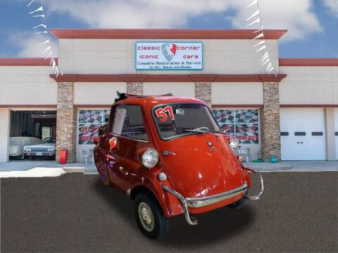 1958 BMW Isetta for sale at Iconic Motors of Oklahoma City, LLC in Oklahoma City OK