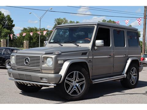 2005 Mercedes-Benz G-Class for sale in Oklahoma City, OK