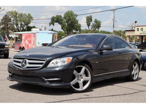 2012 Mercedes-Benz CL-Class for sale in Oklahoma City, OK