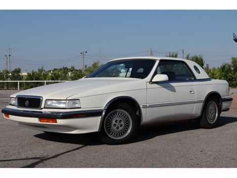 1990 Chrysler TC for sale in Oklahoma City, OK