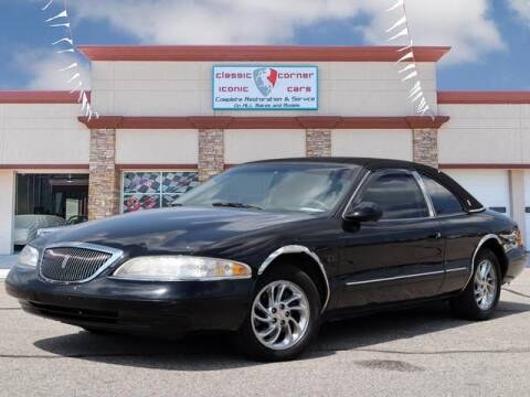 1997 Lincoln Mark VIII for sale at Iconic Motors of Oklahoma City, LLC in Oklahoma City OK