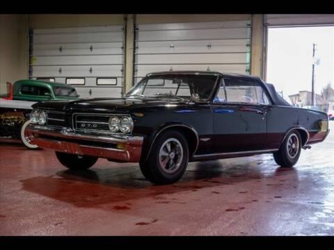 1964 Pontiac GTO for sale at Iconic Motors of Oklahoma City, LLC in Oklahoma City OK