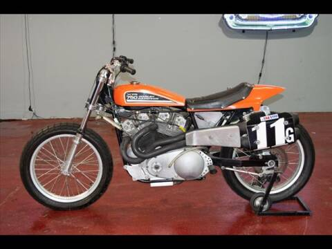 1970 Harley Davidson Xr750 for sale at Iconic Motors of Oklahoma City, LLC in Oklahoma City OK