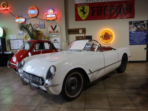 1954 Chevrolet Corvette for sale at Iconic Motors of Oklahoma City, LLC in Oklahoma City OK