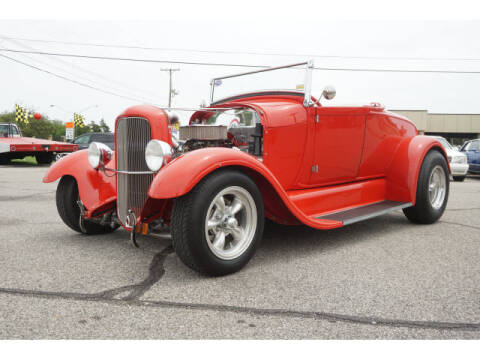 1929 Ford Model A for sale at Iconic Motors of Oklahoma City, LLC in Oklahoma City OK
