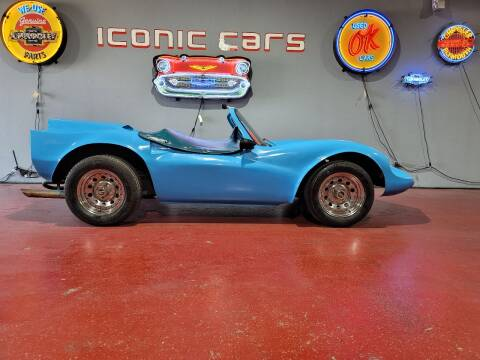 1968 Volkswagen Beetle Convertible for sale at Iconic Motors of Oklahoma City, LLC in Oklahoma City OK