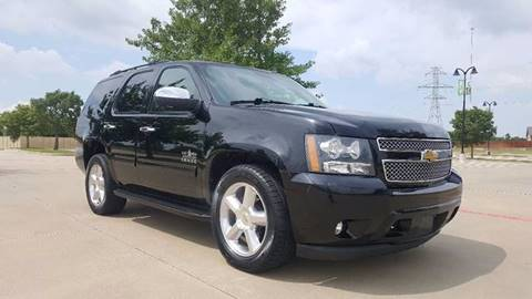 2012 Chevrolet Tahoe for sale in Lewisville, TX