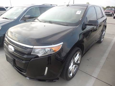 2012 Ford Edge for sale in Lewisville, TX