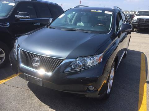 2010 Lexus RX 350 for sale in Lewisville, TX