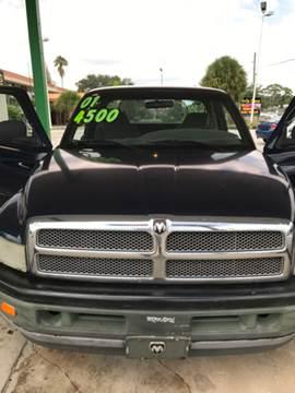 2001 Dodge Ram Pickup 1500 for sale in Tarpon Springs, FL