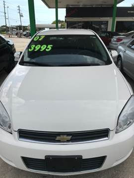 2007 Chevrolet Impala for sale in Tarpon Springs, FL